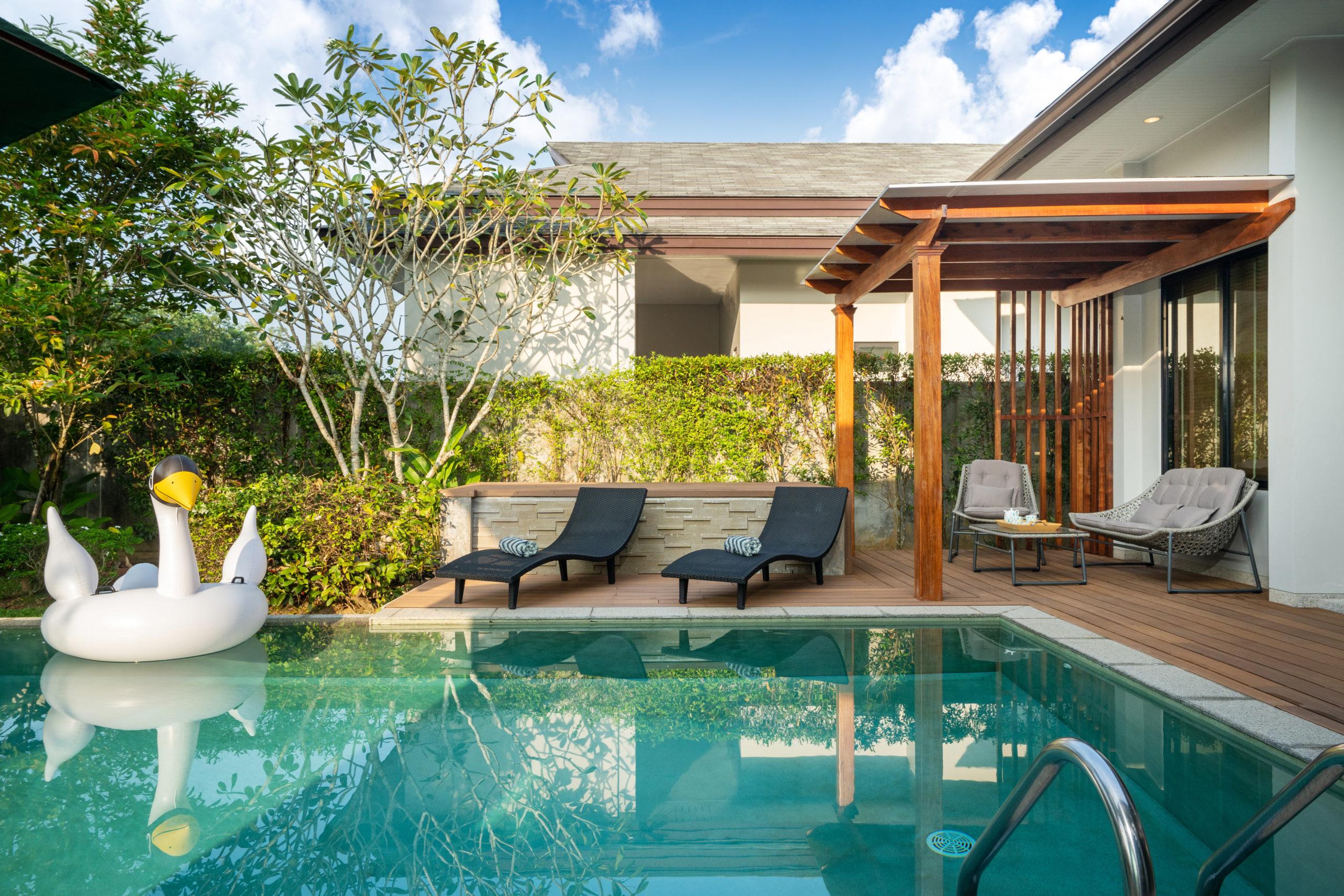 piscines design et durables